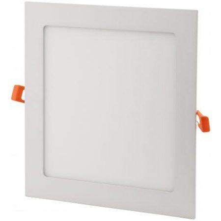 ALU LED vgradni panel kvadratni 12W nevtralno beli 4000K