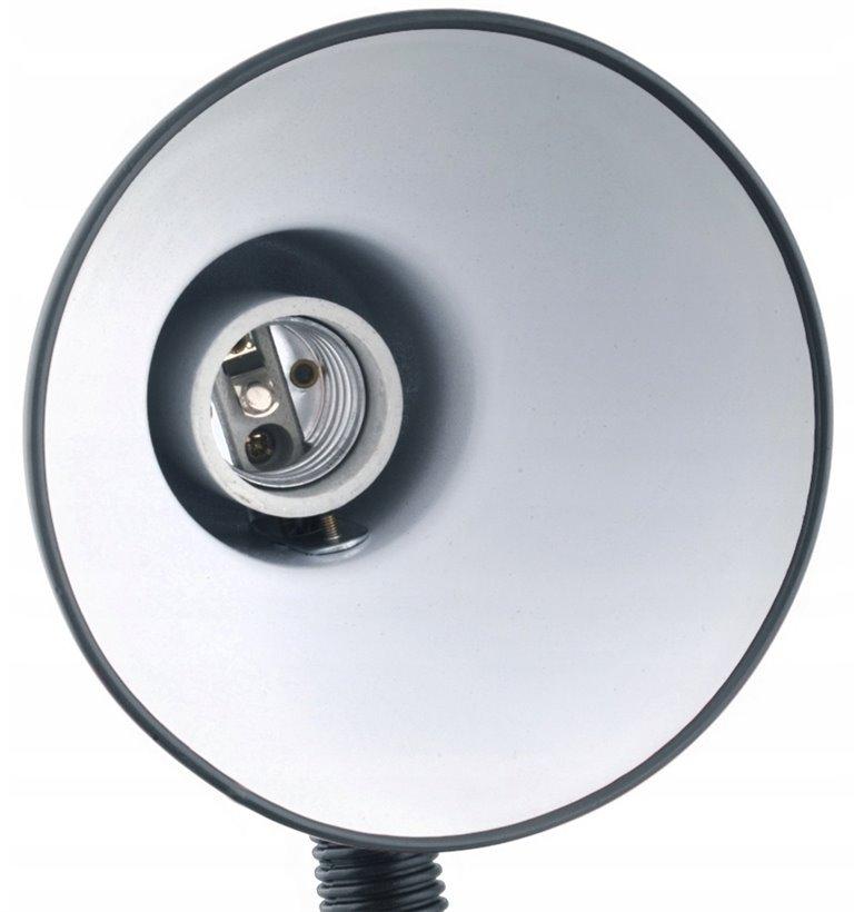 Namizna svetilka E27 kovinska več barv
