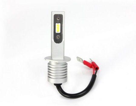 Avto ALU LED sijalka H1 20W 4000lm 1:1 12-24V 2 kosa