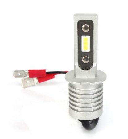 Avto ALU LED sijalka H3 16W 4000lm 1:1 12-24V 2 kosa