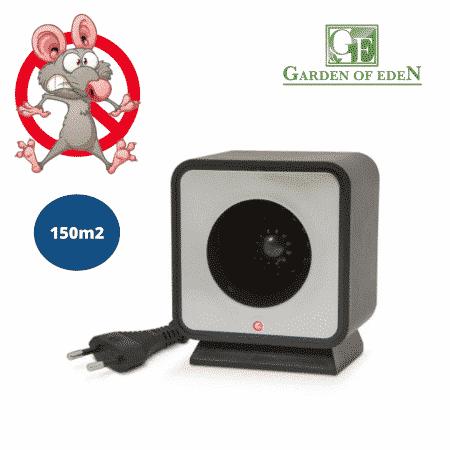 Ultrazvočni odganjalec glodalcev - 150m2 - 230V / 50Hz