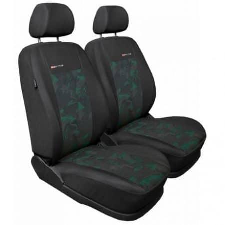 1+1 kakovostne univerzalne avtomobilske prevleke za sprednje sedeže narejene v EU