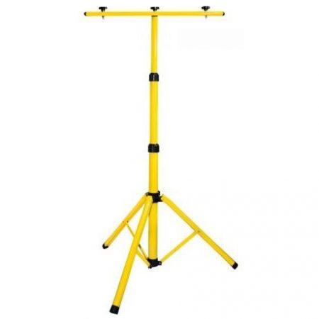 Tripod stojalo za delovni reflektor dvojno 650/1600mm rumeno