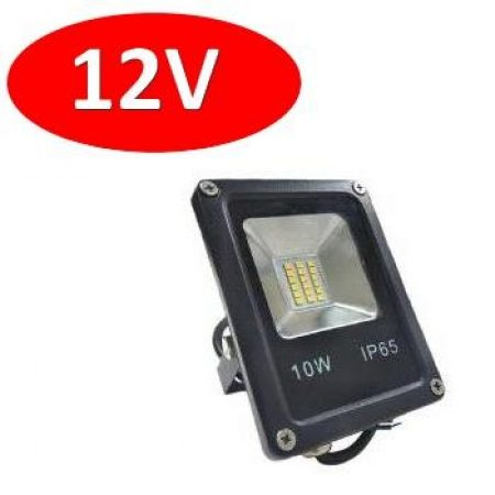 12V LED reflektor 10W nevtralno bela 4000K