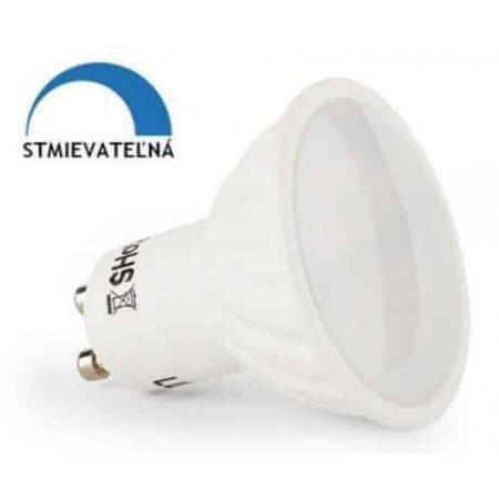Zatemnitvena LED sijalka GU10 8W nevtralno bela