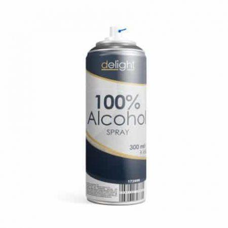 100% alkohol v spreju za razkuževanje površin - 300 ml