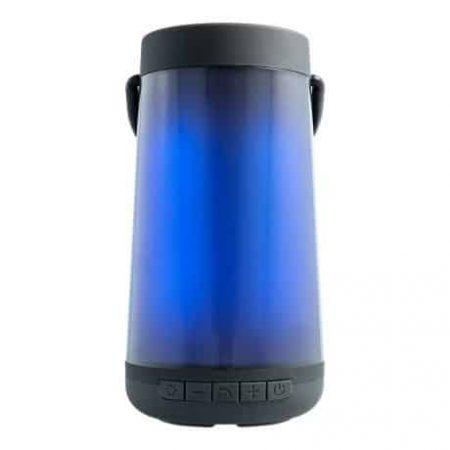 Bluetooth RGB LED zvočnik z radijem