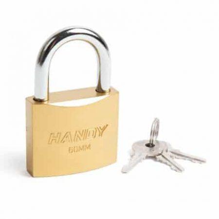Ključavnica - obešanka - 60 mm, Ø9 mm