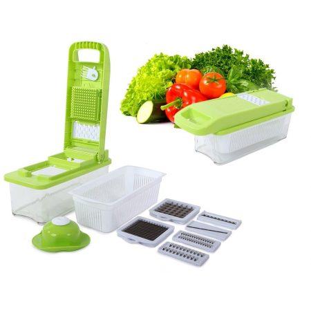 Multifunkcijski kuhinjski rezalnik / set za sekljanje