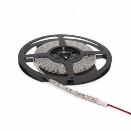 Set 5x 1m ALU profil mat + LED trak 9,6W/m 4200K 5m + napajalnik 60W + priključna vrvica