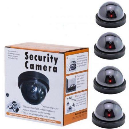 Varnostna kamera, slepa