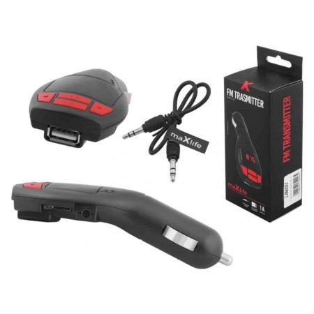 Avto MP3 FM oddajnik - transmitter