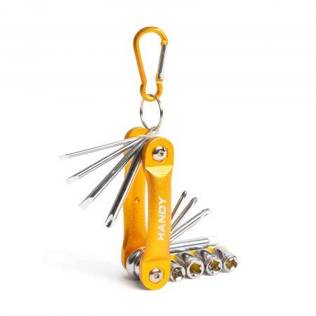 Žepni komplet imbus izvijačev in nasadnih ključev
