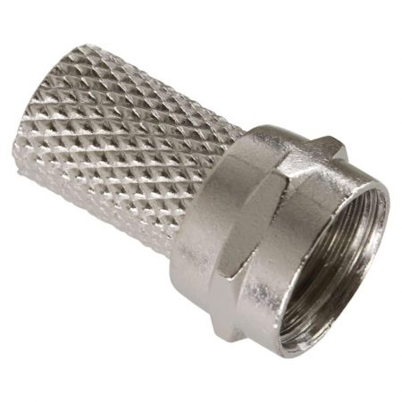 F vtič za kabel RG6 - vijak