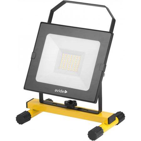 SMD LED delovni reflektor s stojalom 30W 1.5m NW 4000K