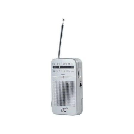 AM/FM žepni radio na baterije