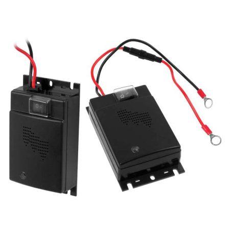 Odganjalec glodalcev, kun, podgan in miši s senzorjem delovanja motorja za avto 12/24V