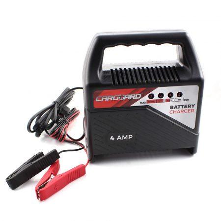 Polnilnik akumulatorjev - 4A, 12V