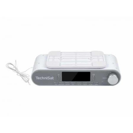 TechniSat kuhinjski radio Z Bluetooth, časovnikom, budilko in funkcijo za prostoročno telefoniranje