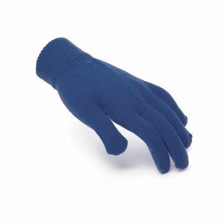 Zimske pletene rokavice - 6 barv