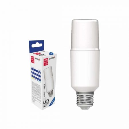 LED žarnica - sijalka E27 stick T45 10W 1075lm 6400K hladno bela high lumen