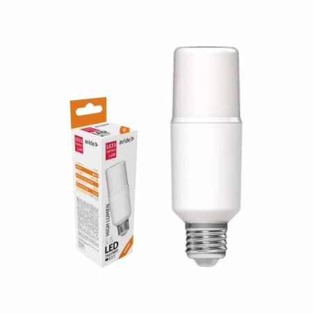 LED žarnica - sijalka E27 stick T45 14W 1531lm 4000K nevtralno bela high lumen