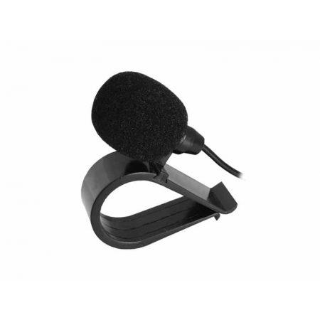 Žični mikrofon s 3,5-milimetrskim vmesnikom mini jack 3m