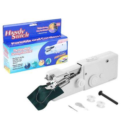 Mini ročni šivalni stroj na baterije