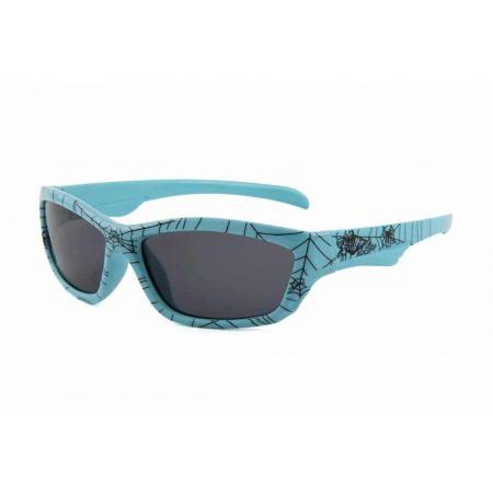 Sončna očala Eclipse Kids svetlo modra z okvirjem iz silicijevega dioksida z UV zaščito