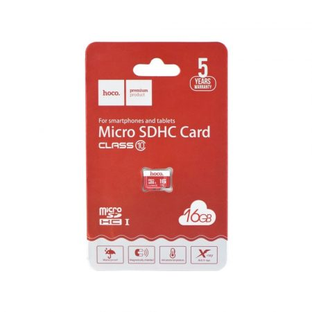 Spominska kartica microSD TF High Speed Memory 16 GB Class 10