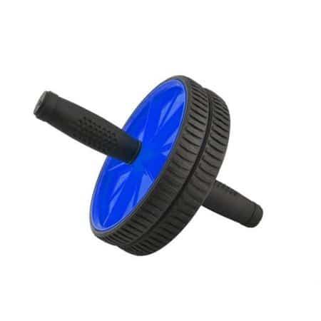 Ab wheel fitnes pripomoček za krepitev trebušnih mišic