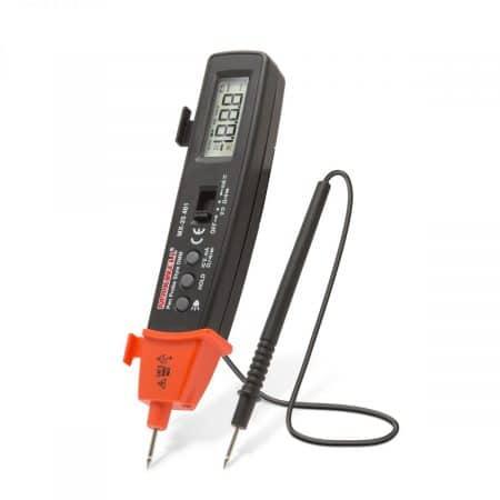 Digitalni multimeter Maxwell pisalo z LED svetilko