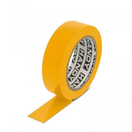 Izolacijski trak 19 mm 10 m rumen