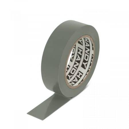 Izolacijski trak 19 mm 10 m srebrn