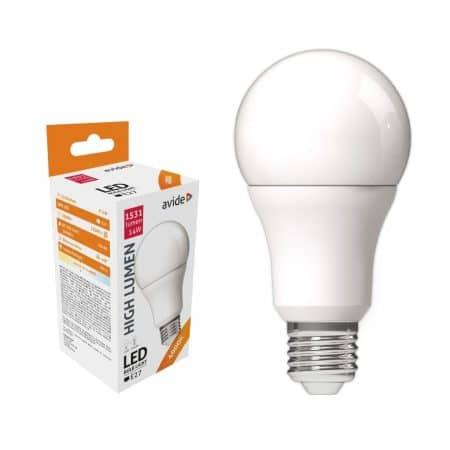 LED žarnica - sijalka E27 G60 14W 1531lm 4000K nevtralno bela