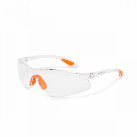 Profesionalna zaščitna očala z UV zaščito - prozorna