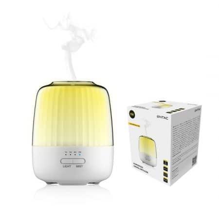 RGB LED vlažilnik zraka - aroma difuzor - 300 ml