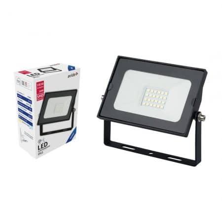 SMD LED reflektor 20W slim hladno bel 6400K