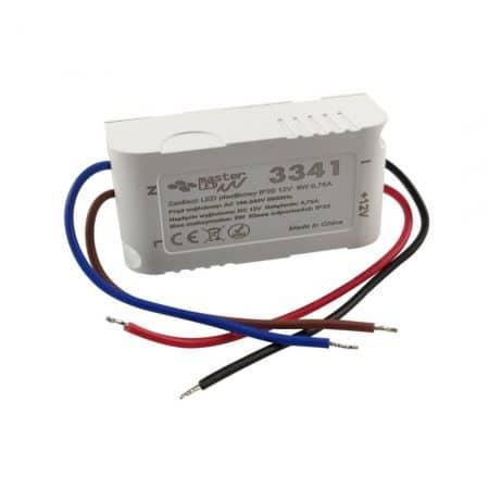 LED napajalnik - 12 V DC 9W 0.75A IP20
