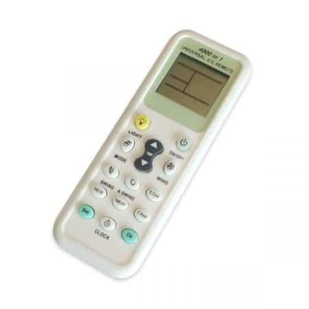 Nadomestni LCD daljinski upravljalnik za klimatske naprave