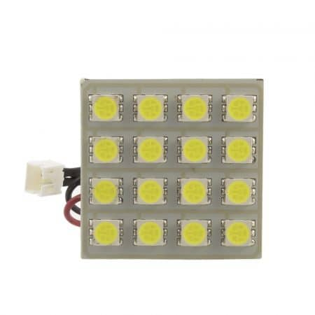 Avto LED ploščica W5W, C5W, BA9S 320 lm canbus SMD 3W 12V