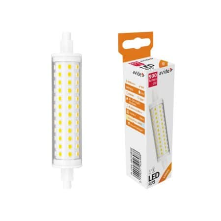 LED sijalka R7S 9W 20x118mm nevtralno bela4000K
