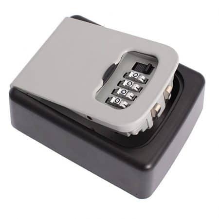 Sef za ključe na kodo kovinski