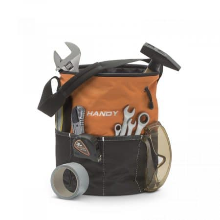 Torba za orodje bucket pocket - valjasta - 11 žepov - 250 x 300 mm
